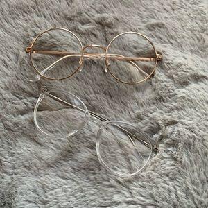 Accessories - 2/$15 🌿 2 Fashion Glasses